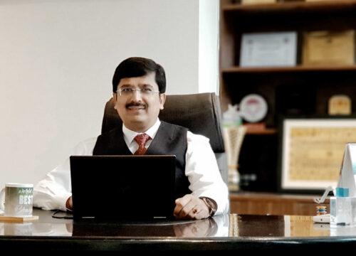 Bliss Ayurveda MD Dr Nitin Agrawal
